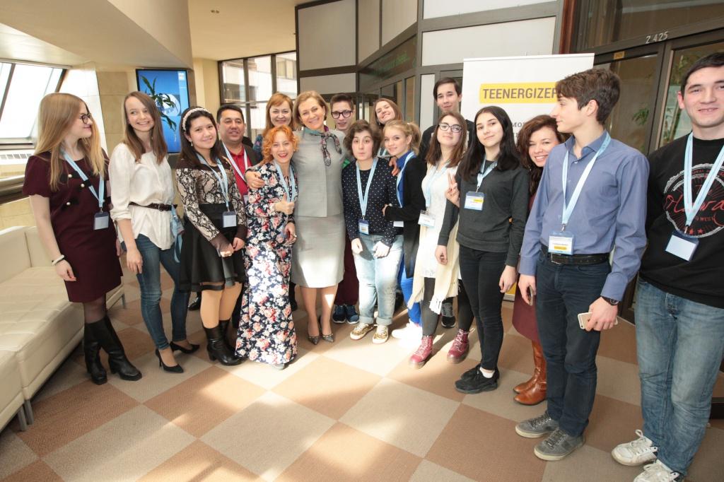 Евразийское объединение подростков и молодежи Teenergizer